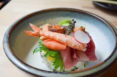 Some top sushi spots in L. TEN O - get a dunburi : sushi roll in salad form 👌🏽 Best Restaurants In La, Los Angeles Restaurants, Sushi Restaurants, Restaurant Recipes, Top Sushi, Best Sushi, California Food, La Eats, Food Spot