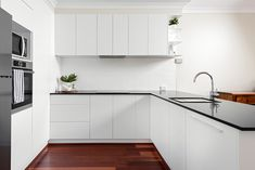How To Incorporate Contemporary Style Kitchen Designs In Your Home Contemporary Kitchen Renovation, Kitchen Renovation Design, Small Kitchen Renovations, Modern Kitchen Design, Kitchen Remodel, Warm Kitchen, New Kitchen, Kitchen Decor, Cheap Bathrooms