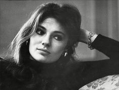 Jacqueline Bisset - She now admits she did not feel beautiful as a young woman, despite never lacking for admirers
