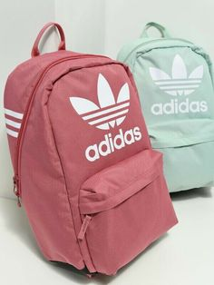 go back to school looking sporty and cute with Adidas backpacks from Zumiez. - go back to school looking sporty and cute with Adidas backpacks from Zumiez. Source by zumiez Skate Backpacks, Green Backpacks, College Backpacks, Mochila Jansport, Cute Backpacks For School, Cute School Bags, Book Bags For School, Back To School Bags, Teenager Fashion Trends