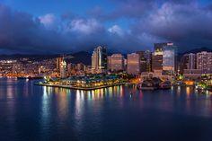 Honolulu harbour by Bob Bittner on 500px