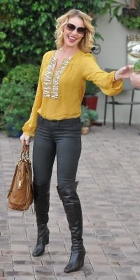 Celeb mom style steals: Katherine Heigl