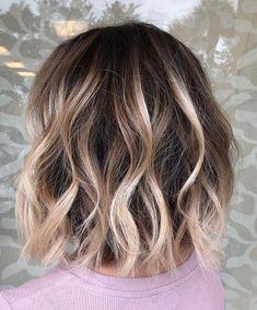 Are you going to balayage hair for the first time and know nothing about this technique? We've gathered everything you need to know about balayage, check! Blond Ombre, Brown Ombre Hair, Brown Hair Balayage, Brown Blonde Hair, Ombre Hair Color, Short Balayage, Balyage Short Hair, Dark Brown To Blonde Balayage, Ombre Bob Hair