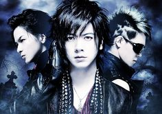 The j-rock band Breakerz.
