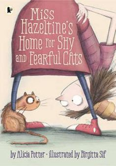 Miss Hazeltine's Home For Shy And Fearful Cats | Benn's Books