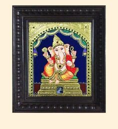 biz - Art and Craft work by Sumathi - Tanjore paintings and other art pieces for gifts, return gifts 3d Art Painting, Kerala Mural Painting, Ganesha Painting, Tanjore Painting, Paintings, Indian Women Painting, Mural Art, Murals, Outline Drawings
