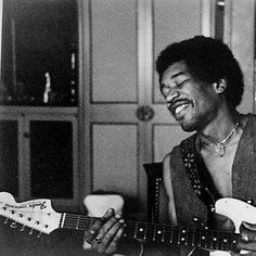 """Blues is easy to play, but hard to feel."" — Jimi Hendrix"