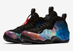"""EffortlesslyFly.com - Kicks x Clothes x Photos x FLY SH*T!: Nike Air Foamposite One """"Big Bang"""" To Release At B..."""