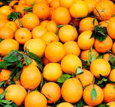orange at market