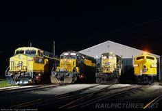 RailPictures.Net Photo: Unknown Chicago & North Western Railroad Unknown at Union, Illinois by BNSF ES44DC
