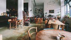 The Fumbally, Cafe/restaurant - Dublin, Ireland