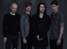 AFI  (Burials photoshoot).  Damn they have all gotten hotter as they have gotten older.