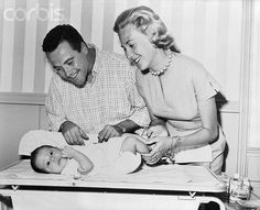 If you were born in 1954, that year Jack Lemmon and his first wife Cynthia gave birth to their only child, son Chris Lemmon.