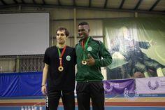 Paulo Conceição Campeonato Nacional Universitário de Atletismo em Pista Coberta 2013/2014
