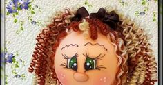 Le puse el nombre de Isa, pq va a ser una muñeca muy especial, por ahora no os puedo contar nada, pero en breve os lo diré. Todas mis niñas...