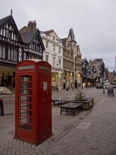 Chester, England: Oh, Chester!