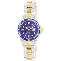 Invicta Women's Pro Diver 4868 Silver Stainless-Steel Swiss Quartz Watch