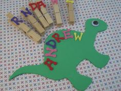 Frogs and Snails and Puppy Dog Tail (FSPDT): Name Stegosaurus