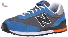 New Balance Mens Classics Traditionnels Grey Multi Mesh Trainers 41.5 EU - Chaussures new balance (*Partner-Link)