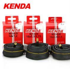 KENDA 12 14 16 20 Inch Bike Inner Tube BMX Folding Bicycle Tube Tires 14*1.2 14*1.5/1.75 16*1.5/1.75 18*1.25/1.5 20*1.25/1.5 //Price: $20.95 & FREE Shipping //     #hashtag2 20 Inch Bike, Folding Bicycle, Bmx, Tube, Stuff To Buy, Free Shipping