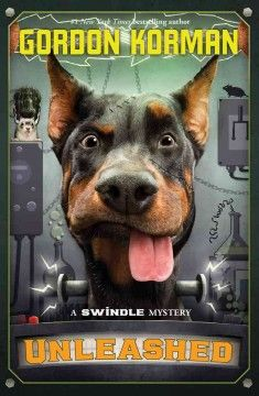 Swindle (series) by Gordon Korman