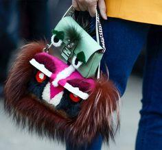 Bolsa Trend Street Style Fendi, bag, сумки модные брендовые, bags lovers, http://bags-lovers.livejournal