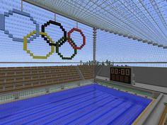 Olympic Swimming Pool!!!