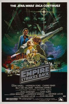 Star Wars:Episode V - The Empire Strikes Back__poster