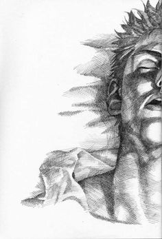 ILLUSTRATIONS Slam Dunk Manga, Inoue Takehiko, Face Drawing Reference, Aesthetic Drawing, Manga Pages, Drawing Practice, Dark Wallpaper, Fantasy Character Design, Slammed