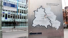 Photos of The Berlin Wall Remains (Berliner Mauerreste)