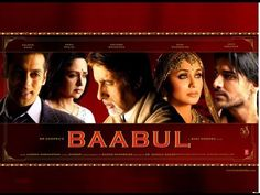 baabul- Amitabh Bachchan Salman Khan John Abraham beautifully told about widows taboos and second chances Hindi Movie Song, Movie Songs, Movie Tv, Best Bollywood Movies, Latest Bollywood Songs, Father Daughter Dance Songs, Hindi Movies Online, Amitabh Bachchan, Peeling