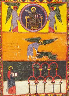 illustrated beatus | Planet Open Knowledge Foundation