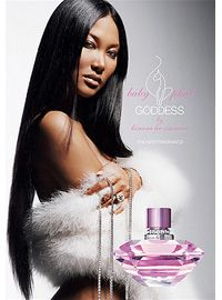 Goddess by Kimora Lee Simmons.... one of my favourite scents❤
