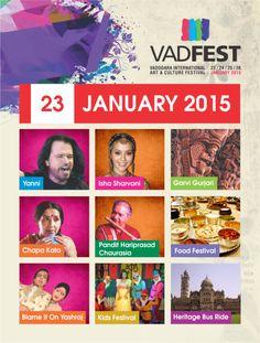 VadFest - 2015 International Art and Culture Festival