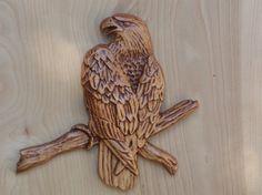 Wood Wall Art Decor wood carvings for sale, owl wall decor clock ~ wood wall art ~ 3d