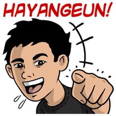 Bangkawarah hadir di LINE! yoyoyoyo wasaaapp coyyy.. keprok barudaaak! silahkan di unduh. Enjoykeun, Lur! Emoticon, Emoji, Funny Photos, Funny Images, Cartoon Jokes, Line Store, Funny Stickers, Animated Gif, Videos