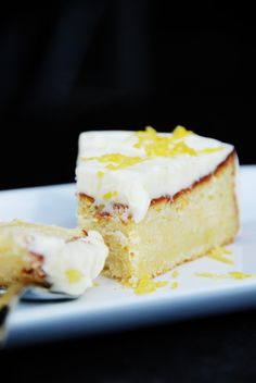 Lemon Cakes, Let Them Eat Cake, Cheesecake, Desserts, Recipes, Food, Tailgate Desserts, Deserts, Lemon Brownies