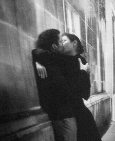 Image uploaded by curse. Find images and videos about love, black and white and couple on We Heart It - the app to get lost in what you love.