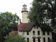 Grosse Point Lighthouse, Evanston, Illinois