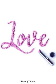 Lipstick love. | Mary Kay