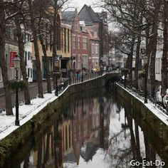 Th Kortegracht canal in Amersfoort. Photo © Stuart Forster / whyeyephotography.com.