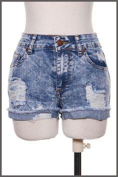 Daisy Duke | Denim Shorts