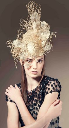 Jane Taylor Millinery SS15  #passion4hats