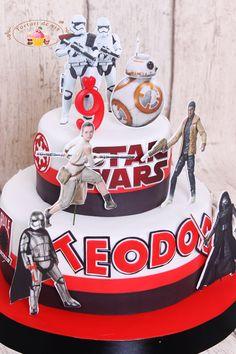 Torturi de vis: Tort Star Wars pentru Teodor