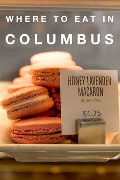 Wondering where to eat in Columbus Ohio during a weekend getaway? Check out our Columbus Food Guide for the best Columbus restaurants, cafes and bakeries. Columbus Restaurants, Great Restaurants, Columbus Food, Columbus Time, Columbus Travel, Weekend Humor, Best Places To Eat, Foodie Travel, Weekend Getaways