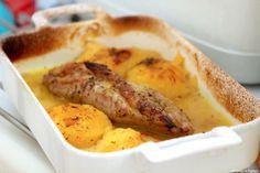 Filet Mignon pommes miel et curry
