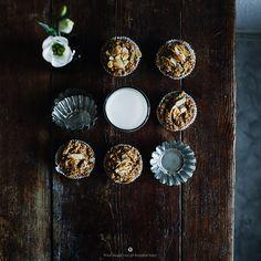 Millet and oat muffins / Marta Greber