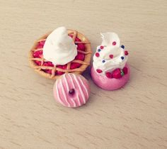 Delicious DIY polymer clay desserts_mouthwatering desserts collection