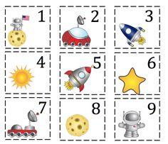 Space Preschool, Preschool Class, Preschool At Home, Kindergarten Activities, Space Classroom, Classroom Themes, Space Solar System, Outer Space Theme, School Murals
