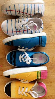 276f8e914039 How To: Custom Converse Shoe Tongue! - YouTube   Crafts   Custom ...